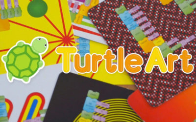 Creating Art with Code Using Turtle Art & Turtle Stitch