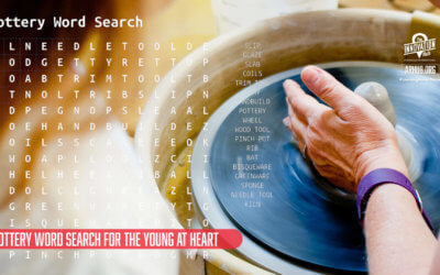 Pottery Word Search