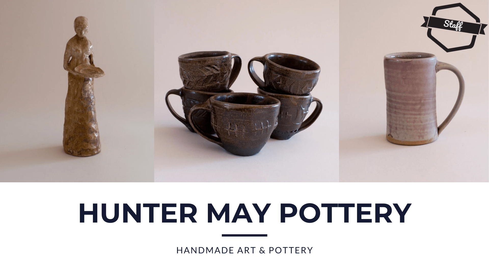 Intro to Pottery Workshop in NLR