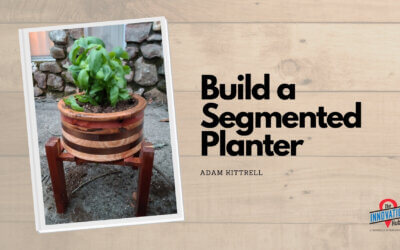 Build a segmented planter